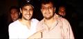 Sidharth And Karan Malhotra Visit Gaiety Cinema For Brothers