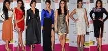 Priyanka, Jacqueline, Shraddha And Nargis At Grazia Young Fashion Awards
