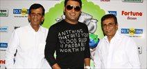 Kapil Sharma With Abbas-Mustan At Green Ganesha Promotions
