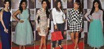 Malaika Arora Khan, Raveena Tandon & Amrita Arora At 'Rare Heritage' Promotion