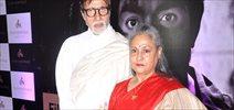 Amitabh And Jaya Bachchan At F...