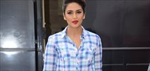 Huma Quershi Snapped At Mehboob Studio