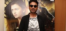 Irfan Khan at Jazbaa Promotions