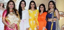 Shraddha Kapoor At The Launch Of Padma Sitaa At IMC Womans Wing Launch