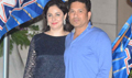Sachin At Mumbai Indians IPL Win Bash At Ambani Residence