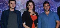 Isha Khoppikar & Divyendu Sharma At Aasee Nabbee Poore Sau Launch