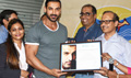 John Abraham Graces Habitat For Humanity Event At Billabong School In Thane