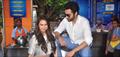 Jackky Bhagnani & Lauren Gottlieb promote their film 'Welcome 2 Karachi'