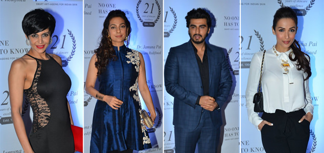 Arjun Kapoor, Malaika, Juhi at Jamuna Pai Book Launch
