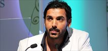 John Abraham at IAA awards