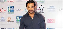 John Abraham at SCMM charity awards