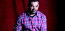 John Abraham Shoots For Grasim's AW Collection