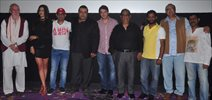 Celebs At Jugal Hansraj Films Promise Dad Screening In Sunny Super Sound