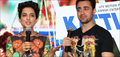 Imran And Kangna Promote Katti Batti At MMK College