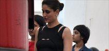 Kareena Kapoor Snapped Post Ad Shoot In Bandra