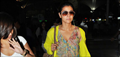 Kajol arrives from Hyderabad Dilwale schedule