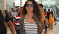Kangana Ranaut Snapped At Domestic Airport Enroute Delhi