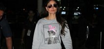 Kareena Kapoor Arrives From Delhi