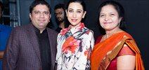 Charismatic Karishma Kapoor Cheers For BSFI School Kids