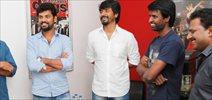 Vimal And Sivakarthikeyan Kathukutti Movie Special Screening