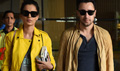 Imran And Kangna Return From Katti Batti Dubai Promotions