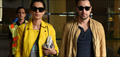 Imran And Kangna Return From Katti Batti Dubai Promotions