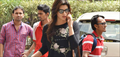 Kriti Sanon Returns From Dilwale Hyderabad Shoot