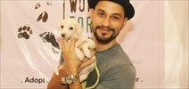 Kunal Khemu At Adopt Pet Drive Campaign