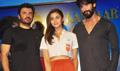 Alia Bhatt And Shahid Kapoor At Shandaar New Song Launch