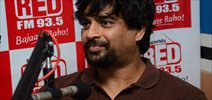 Madhavan Snapped At Red FM
