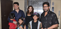 Madhuri Dixit & Arshad Warsi watch ABCD - 2 with their kids