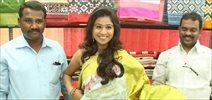 Manali Rathode Launches Pochampally IKAT Art Mela at Madhapur