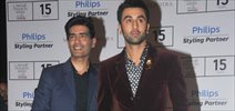 Ranbir Kapoor Walks For Philips-Manish Malhotra Show
