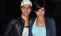 Varun And Mandira At Masaba's creening Of Bombay Velvet