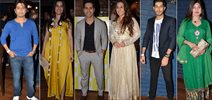 Sona Mohapatra, Varun Dhawan, Vidya Balan And Others At Mirchi Top 20 Awards