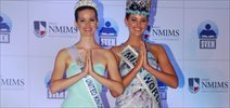 Miss World And Miss England At Kelvani Mandal Event