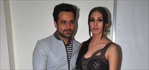 Emraan Hashmi & Bhatts at Mr. X first look launch