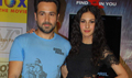 Emraan Hashmi And Amyra Dastur At Mr. X Movie Promotions