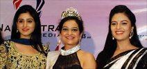 Mrs Telangana Curtain Raiser Pressmeet