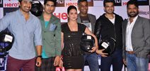 Esha Deol At The Launch of 'MTV Rodies X2'