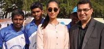 Miss India Alankrita Sahai & Suraj Samat Inaugurate The National Blind Cricket Tournament