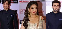 Ranbir, Madhuri & Vivek Oberoi at One NGO charity event for Girl Child
