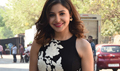Anushka Sharma Snapped At NH10 Promotions