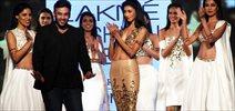 Nikhil Thampi Show At LFW 2015