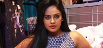 Actress Nandita Swetha At Launch of Max Winter Collections