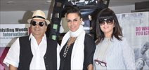 Neha Dhupia at Whistling Woods