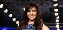 Neha Sharma walks for Khem Premkumar at Lakme Fashion Week 2015