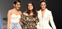 Lauren Gotlieb Walks For Nikhita At AIFW