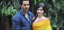 On The Sets Of Sanam Teri Kasam At Filmalaya