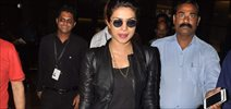 Priyanka Chopra Snapped At Airport Last Night